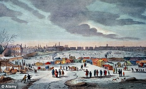 london and the little ice age Did climate change cause the collapse of the eastern roman empire 'little ice age' 1,500 years ago led to famine and political upheaval across the ancient world.